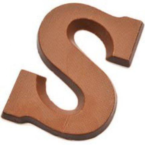 Chocoladeletter Melk Chocolade (80 gram)