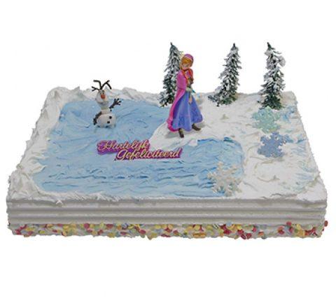 Frozen – Anna Kindertaart