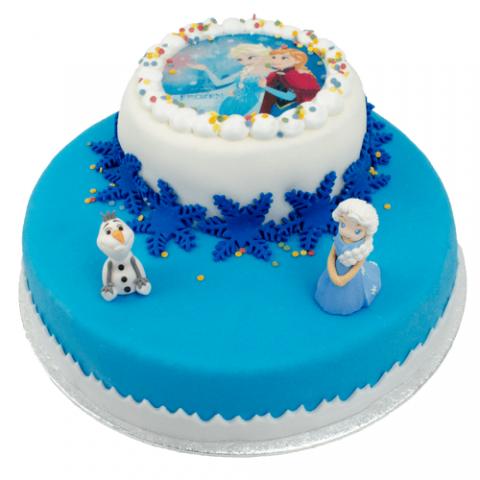 3D Frozen Taart Bezorgen