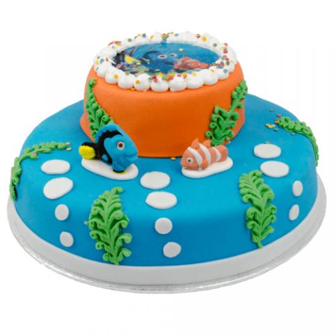 3D Nemo Taart Bezorgen