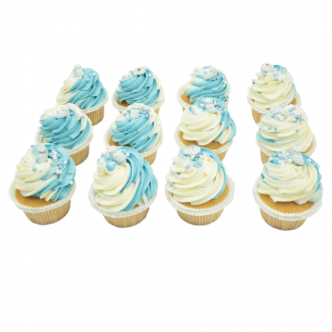 Cupcake It's A Boy Bezorgen