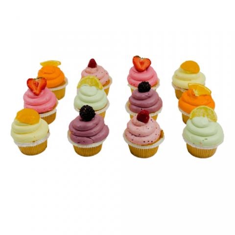 Cupcakes Fruit Bezorgen