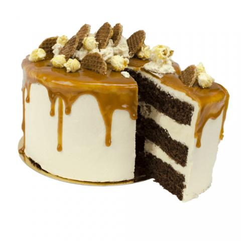 Dutch Cooky Layer Cake Bezorgen