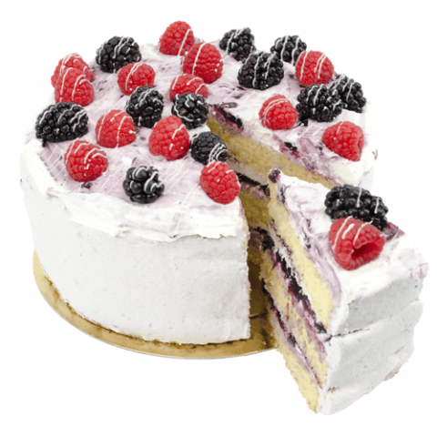 Forest Fruit Layer Cake Bezorgen