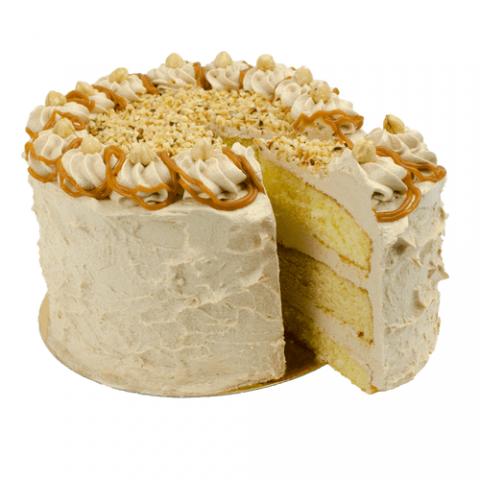 Hazelnut Dream Layer Cake Bezorgen