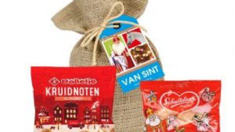 Sinterklaas Taarten & Vlaaien lekkerste relatiegeschenk als sinterklaascadeau