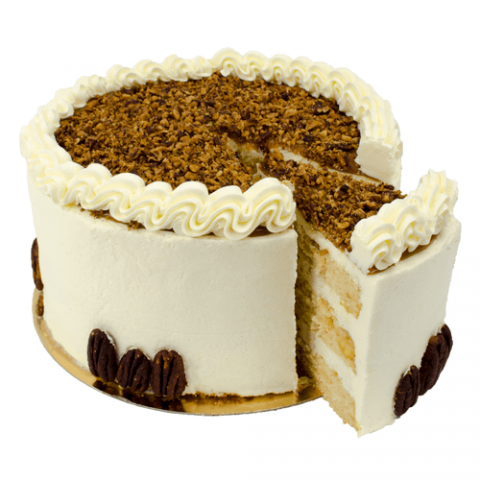 Pecan Nuts Layer Cake Bezorgen