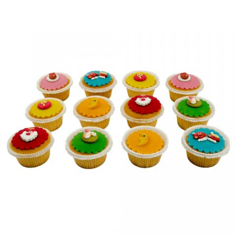Sint Cupcakes Bezorgen