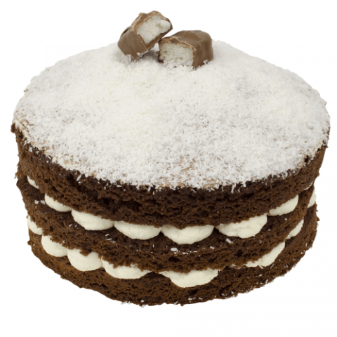 Tropical Bounty Layer Cake Bezorgen