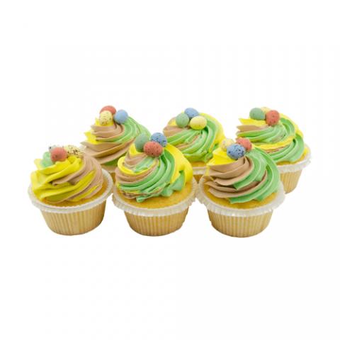 Paas Cupcakes Bezorgen