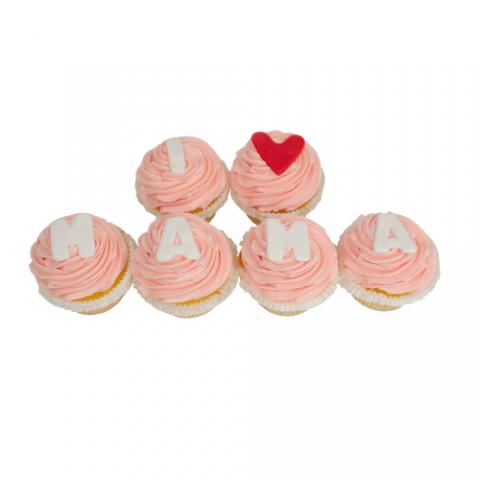 I Love Mama Cupcakes Bezorgen
